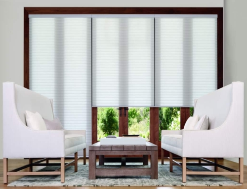 Custom Hunter Douglas Roller Shades for Homes